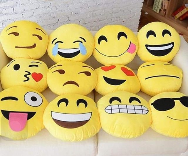 Where to buy an emoji pillow