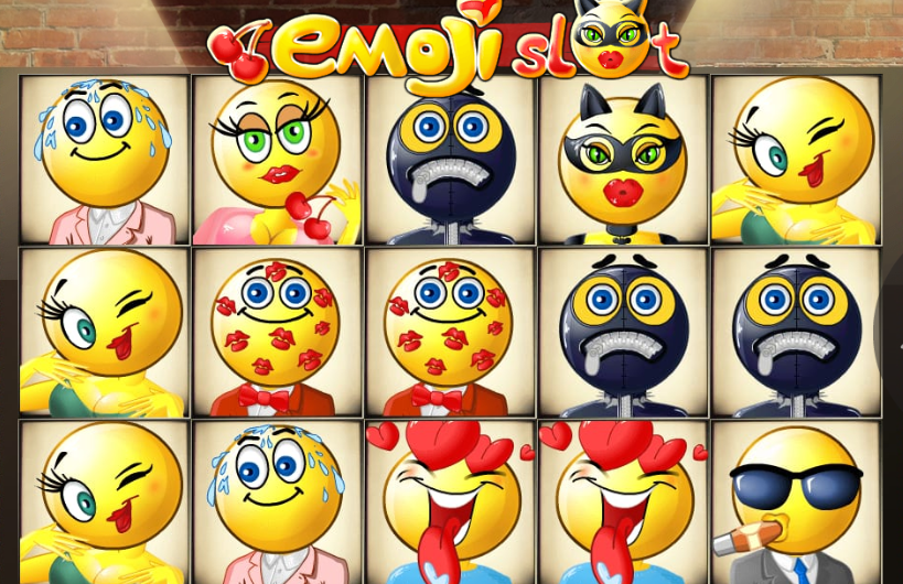 Emoji Slot Machine